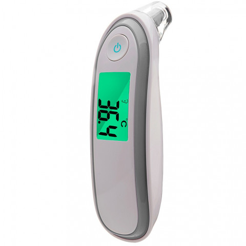 Lcd-display infrarood digitale thermometer