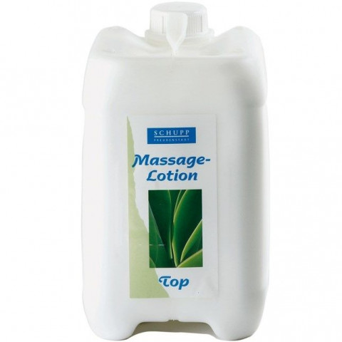 Massage lotion Schupp 5 liter