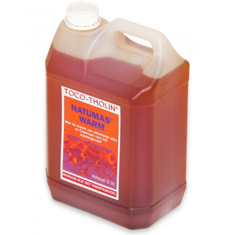 Toco Tholin Natumas Warm ook in 5 liter