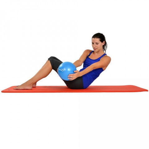 Pilates trainen met bal
