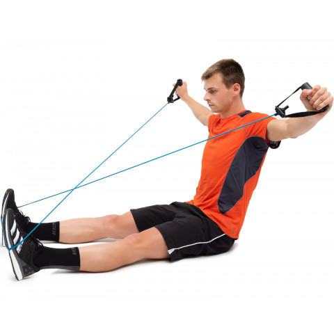 Resistance tubes Moves