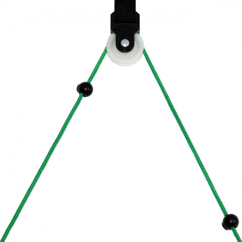 Schouder stretcher stoppers