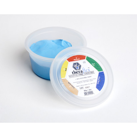 Thereflex putty blauw