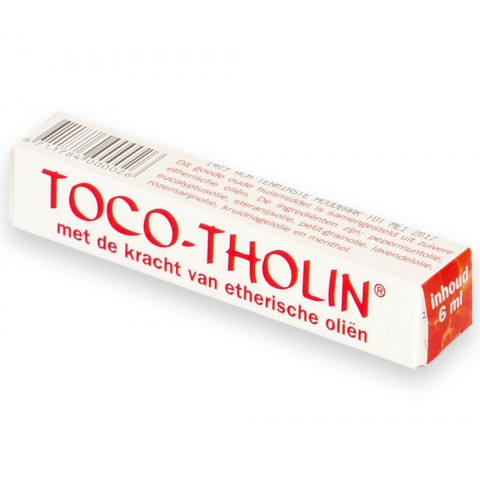 Toco-Tholin druppels 6 ml