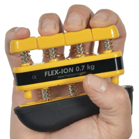 Vingertrainer MoVeS Flex Ion geel